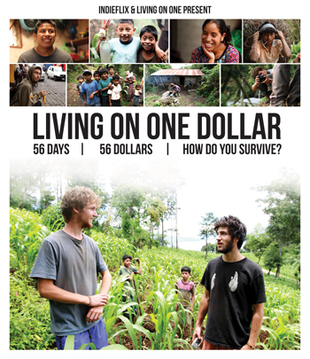 Living On One DVD cover